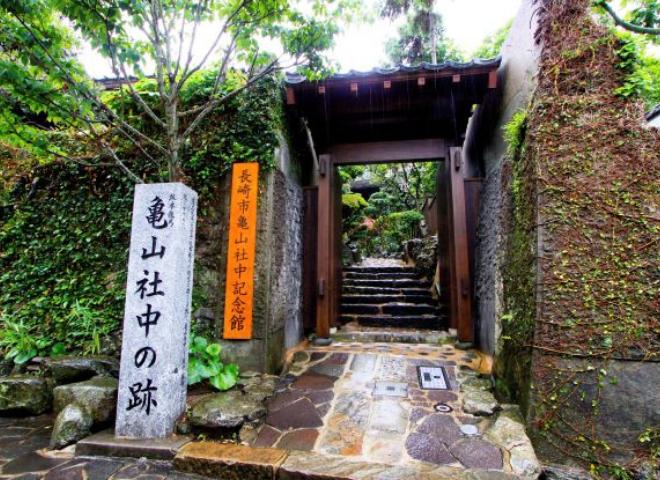 【長崎タクシー観光旅】長崎の観光地を巡った後はランチで地元グルメを満喫
