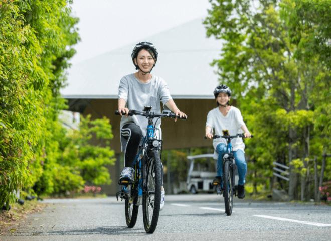 sakaチャリ 電動自転車レンタル