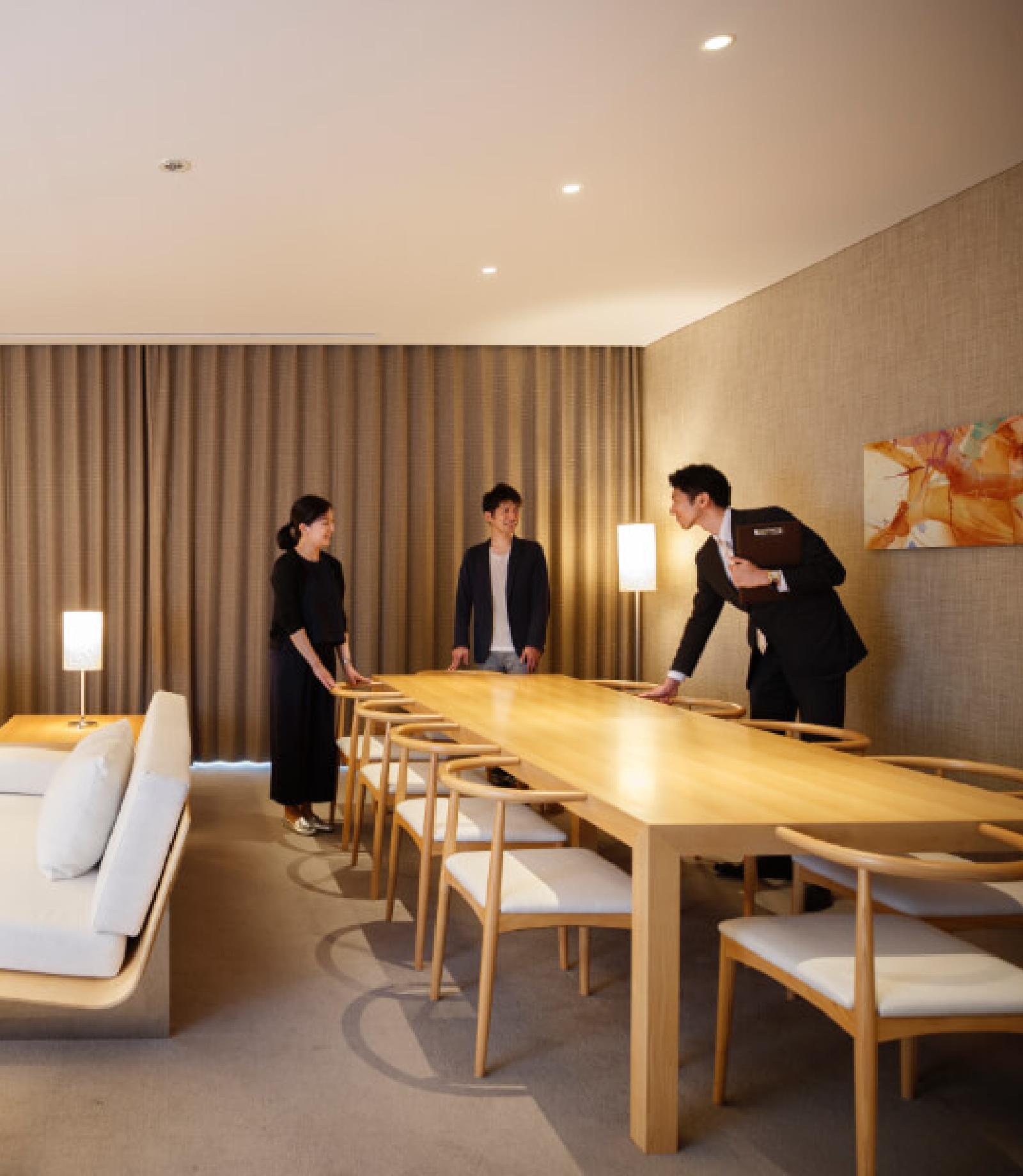 隈研吾建築の世界を堪能 プライベートホテルツアー