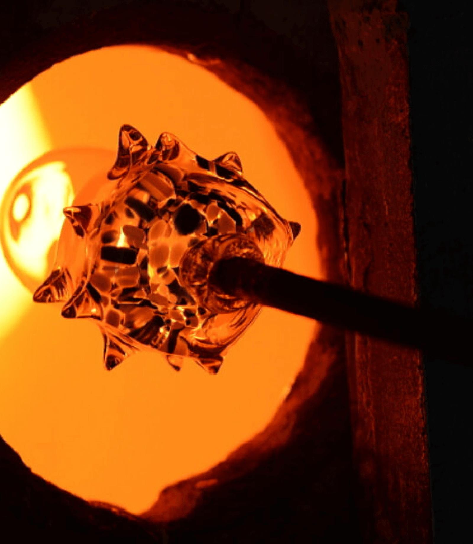 世界に一つだけのグラス作り!吹きガラス体験