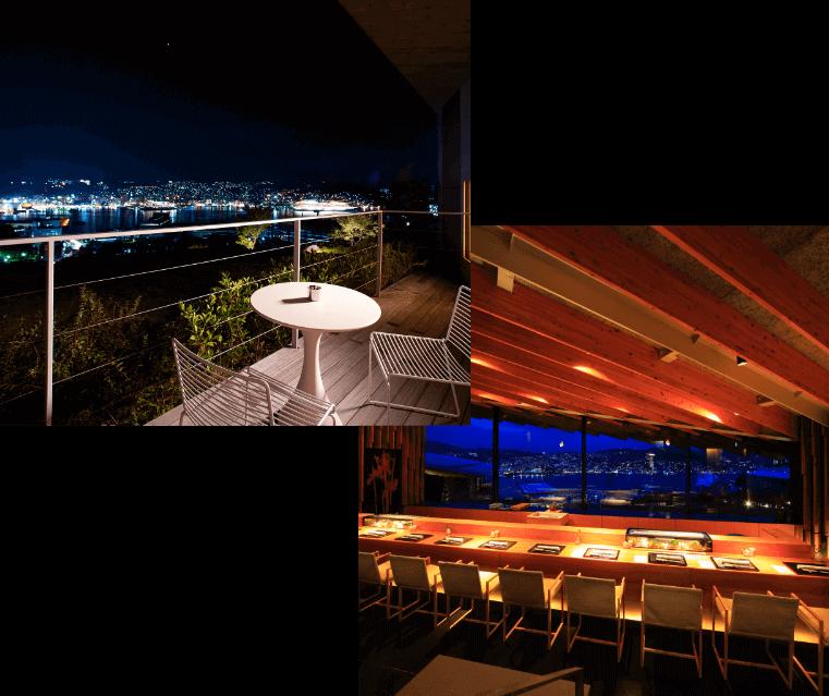 """モナコ、香港と並んで""""世界新3大夜景""""に選ばれている長崎。"""